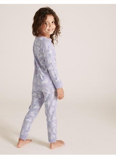 Marks & Spencer Pijama Takım Lila